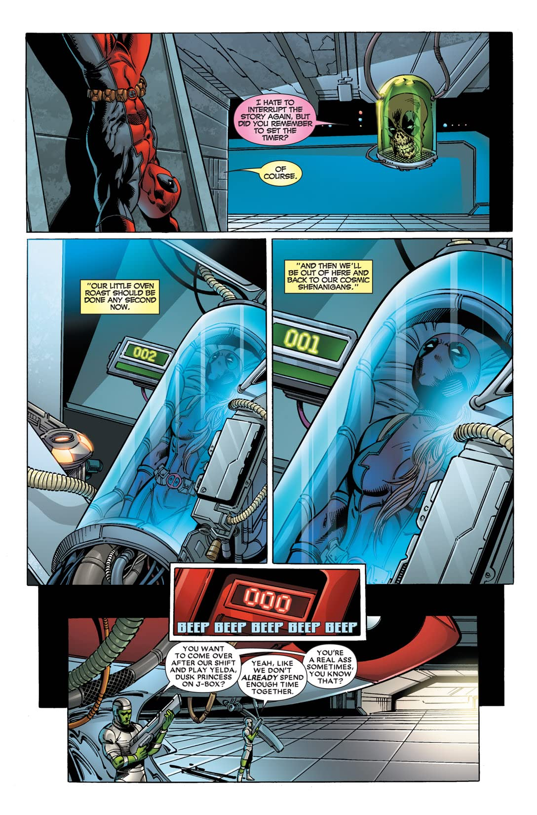 Deadpool Corps #11