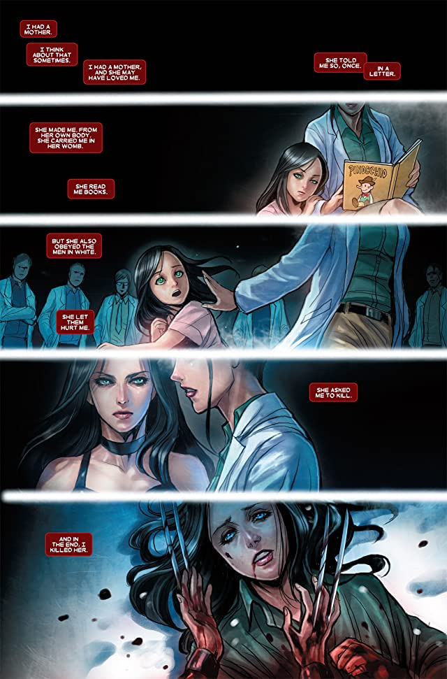 click for super-sized previews of X-23 (2010-2012) #3