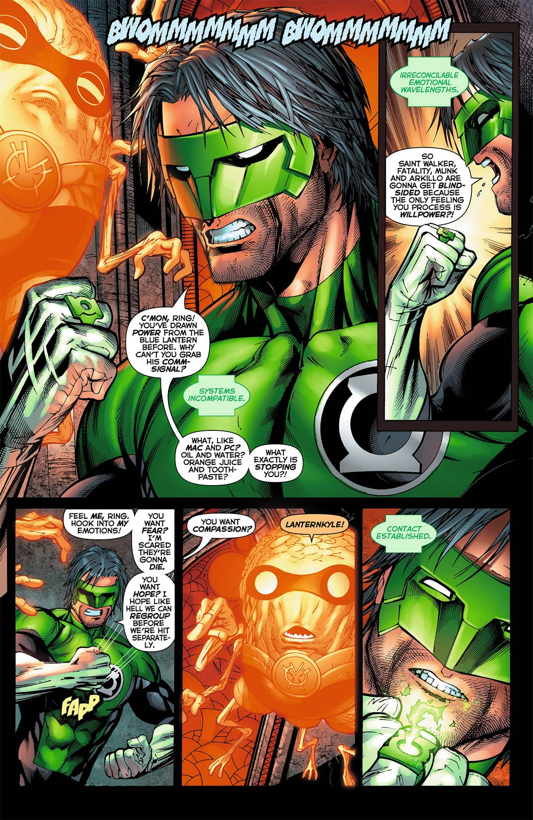 Green Lantern: New Guardians (2011-2015) #6