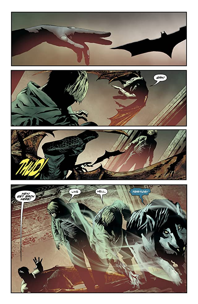 click for super-sized previews of I, Vampire (2011-2013) #6