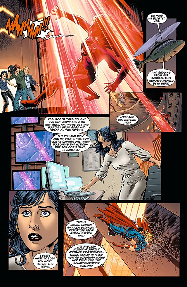click for super-sized previews of Superman (2011-) #6