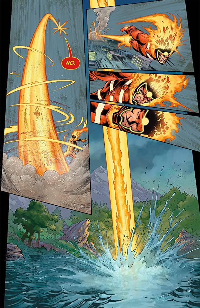 The Fury of Firestorm: The Nuclear Men (2011-2013) #6