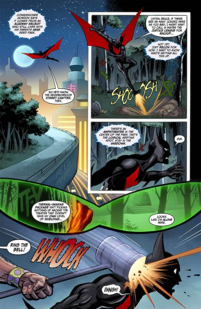 Batman Beyond (2012-2013) #2