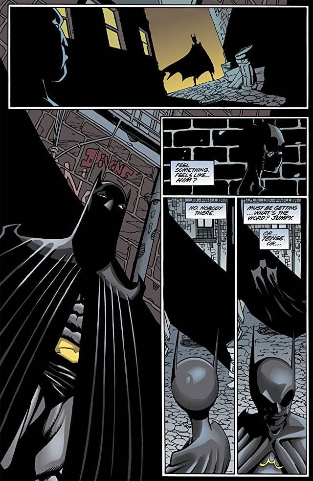 click for super-sized previews of Batgirl (2000-2006) #6