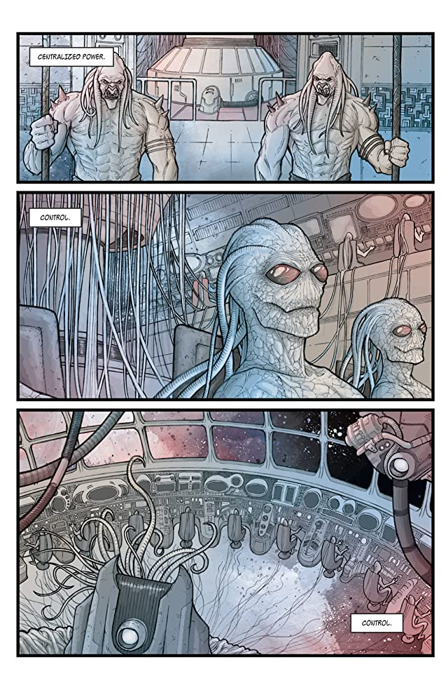 click for super-sized previews of A Red Mass For Mars #4