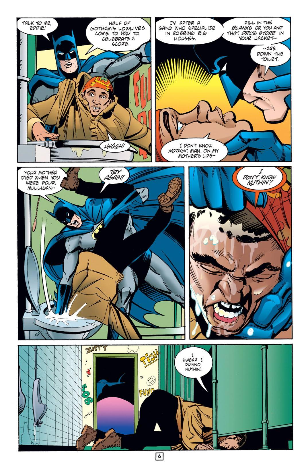 Batman: Legends of the Dark Knight #79