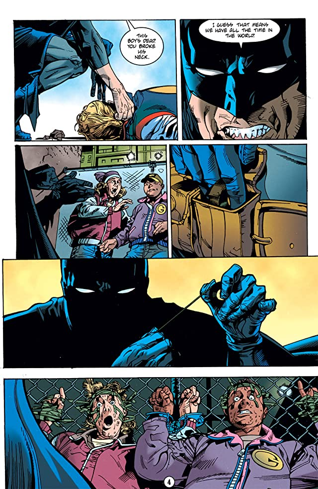 click for super-sized previews of Batman: Legends of the Dark Knight #80