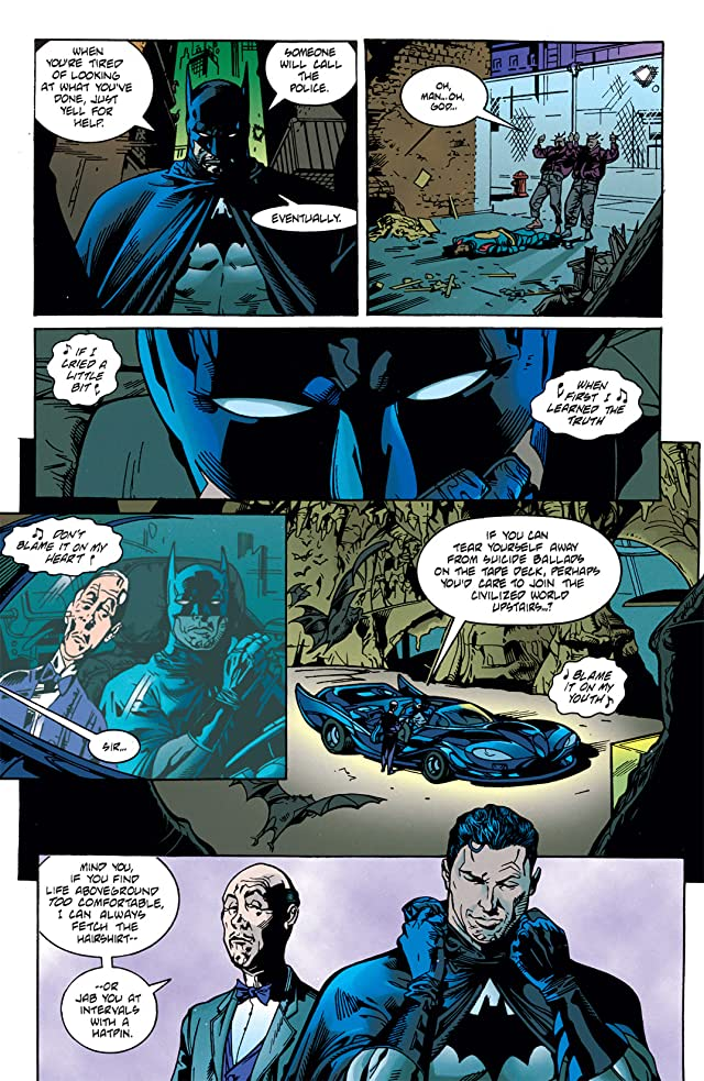 Batman: Legends of the Dark Knight #80