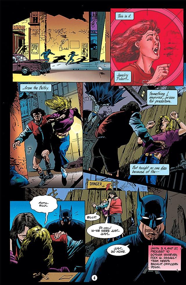 Batman: Legends of the Dark Knight #81