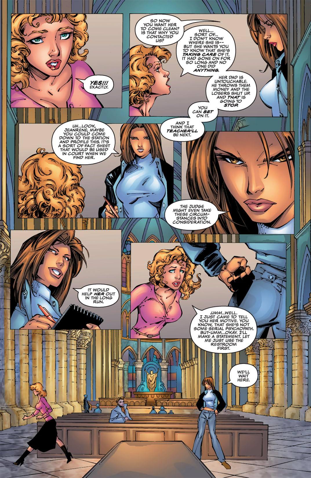 Witchblade #29