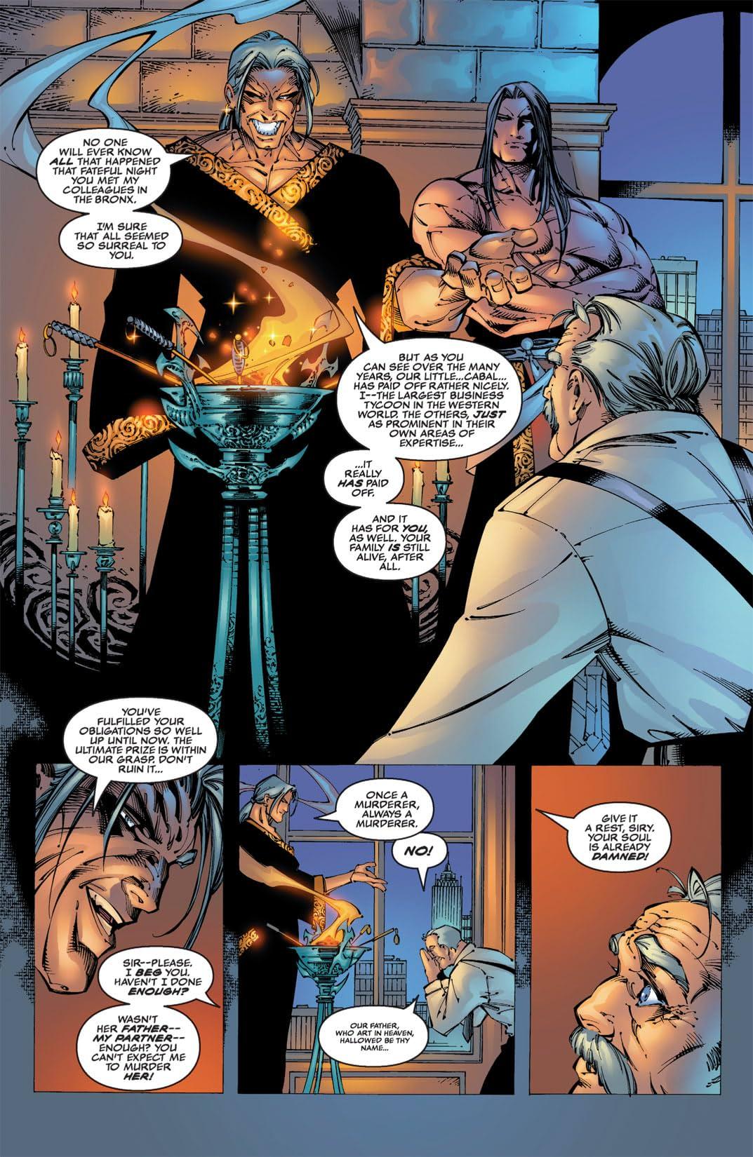 Witchblade #30