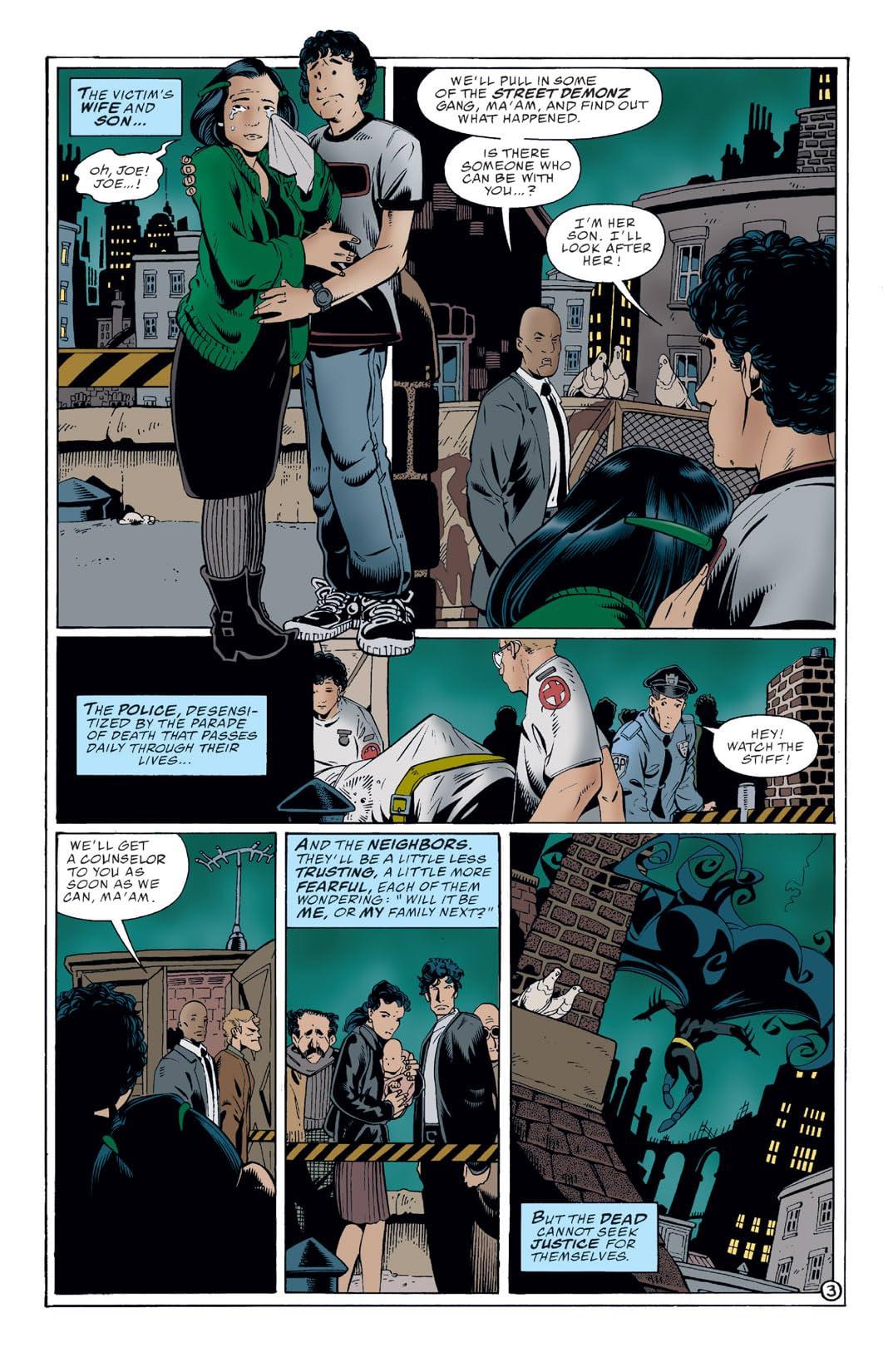 Batman: Shadow of the Bat #71