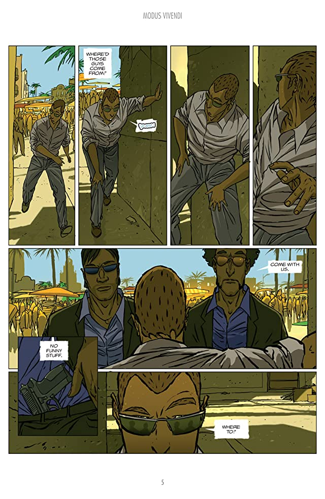 click for super-sized previews of The Killer: Modus Vivendi #2