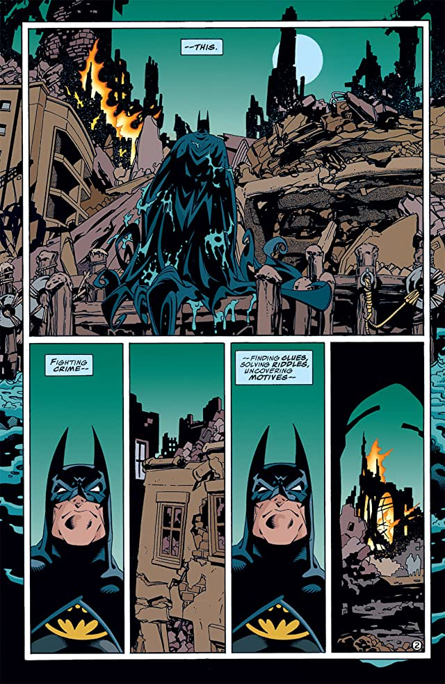 click for super-sized previews of Batman: Shadow of the Bat #74