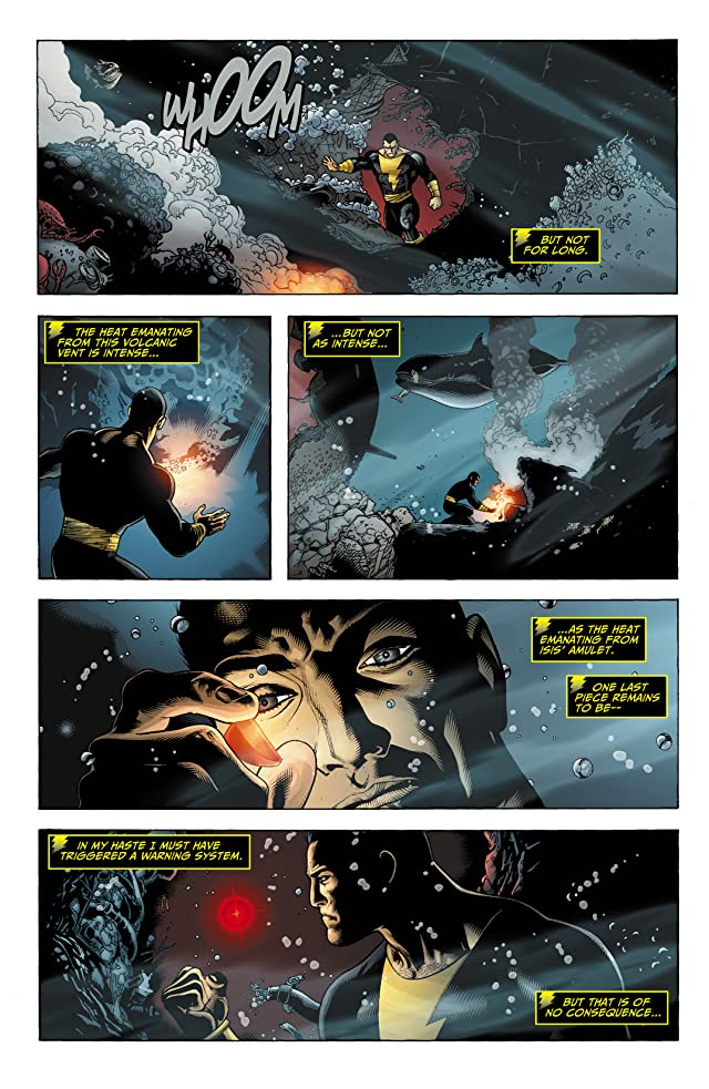 click for super-sized previews of Black Adam #5