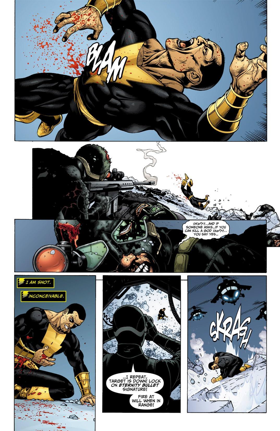 Black Adam #6 (of 6)