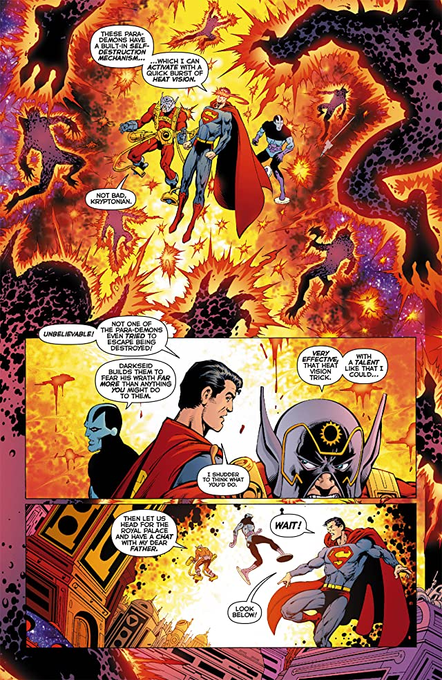 click for super-sized previews of Death of the New Gods #3