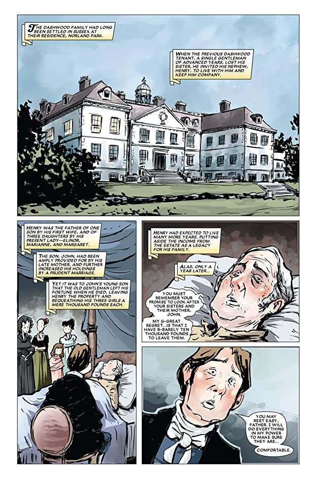 click for super-sized previews of Sense and Sensibility