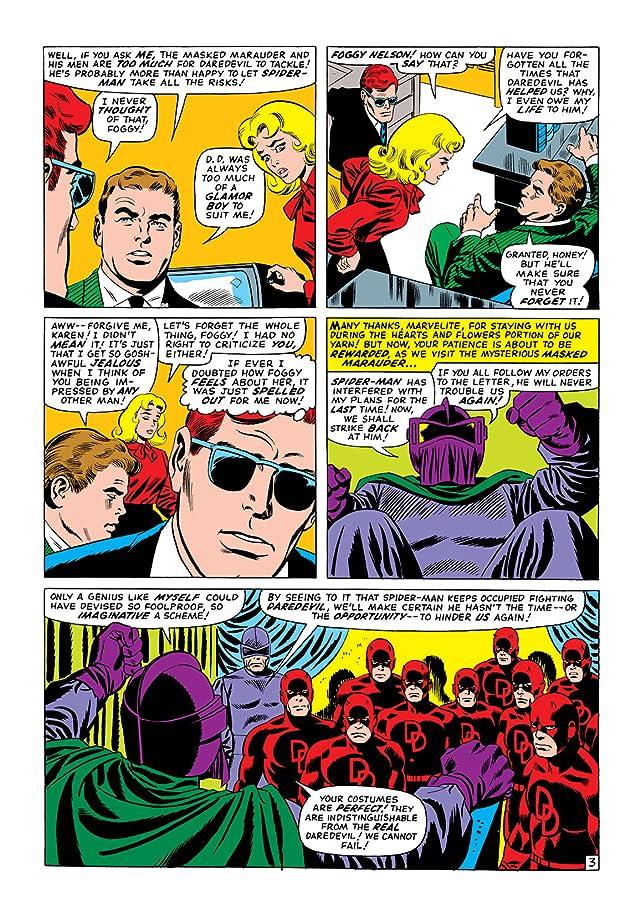 click for super-sized previews of Daredevil (1964-1998) #16