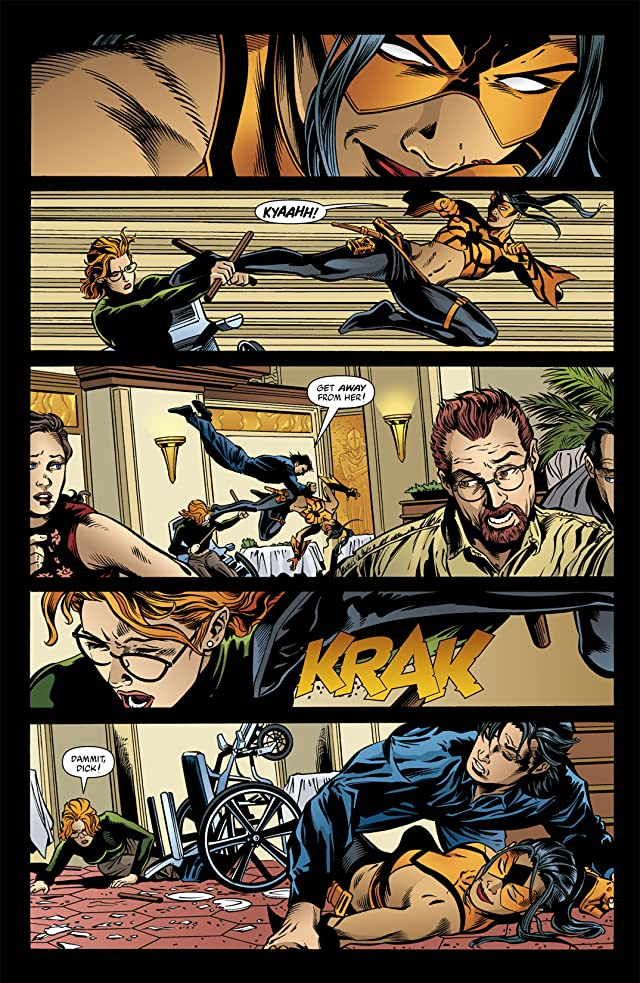click for super-sized previews of Nightwing (1996-2009) #87