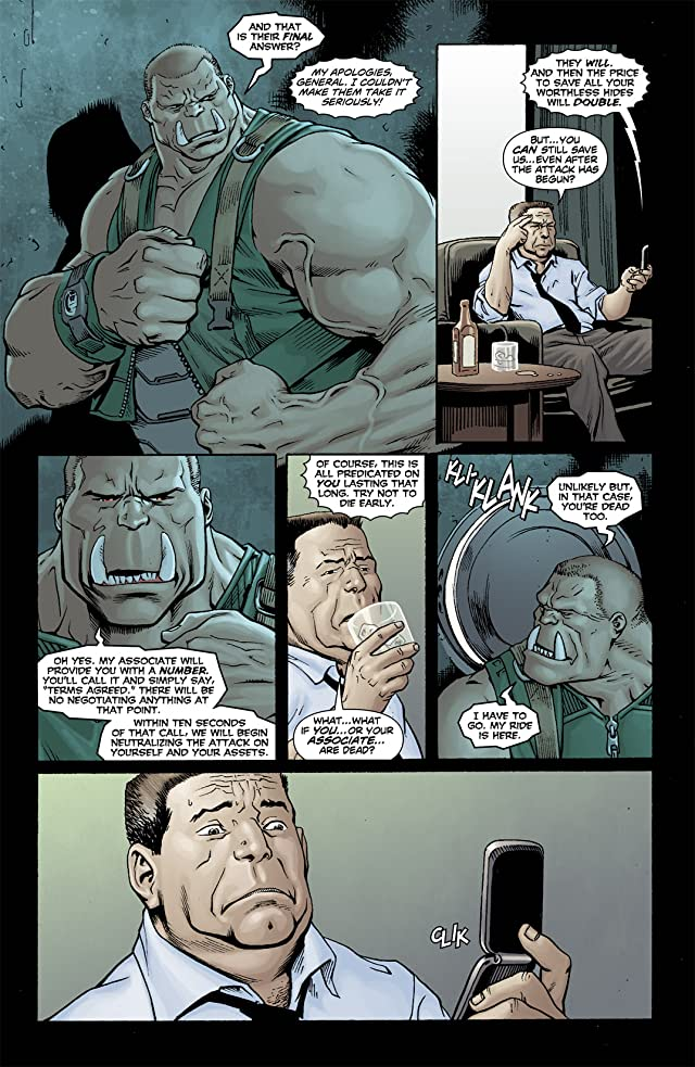 click for super-sized previews of Suicide Squad (2007-2008) #6