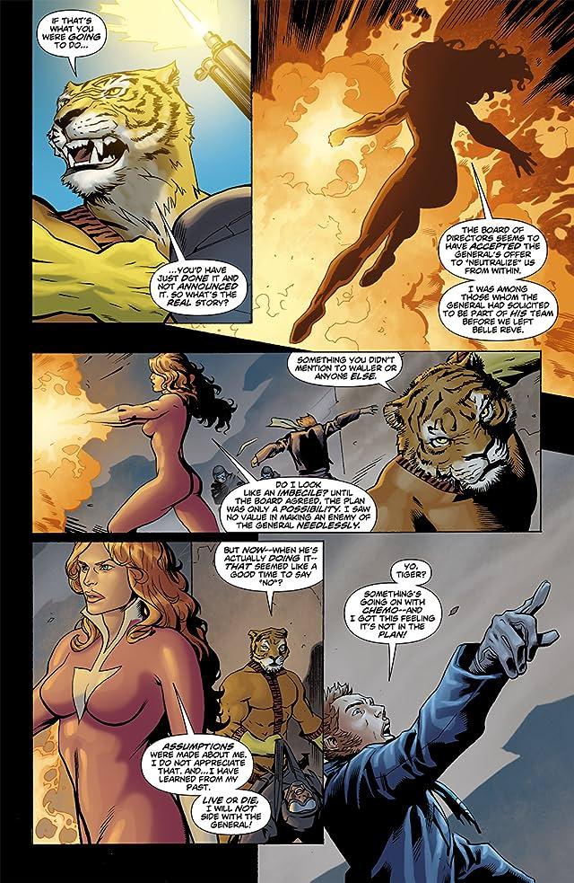 Suicide Squad (2007-2008) #7 (of 8)