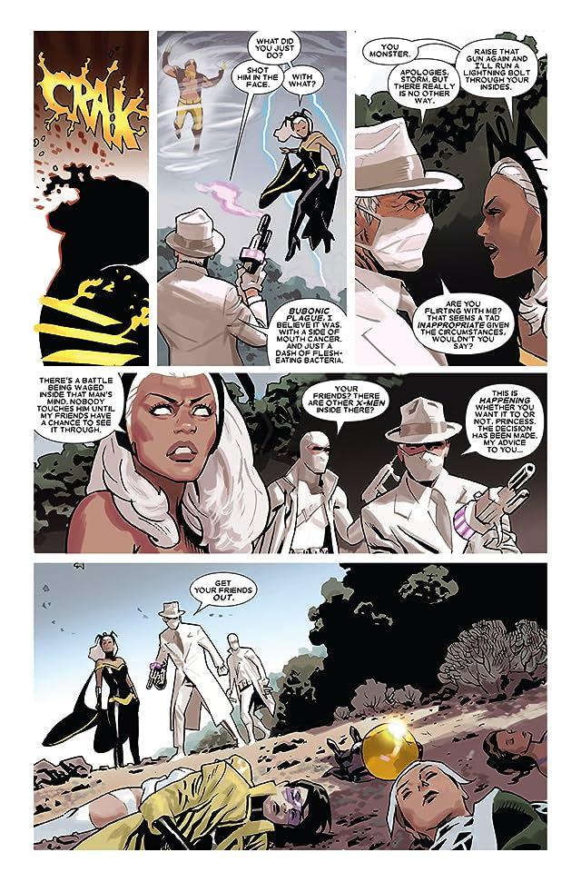 Wolverine (2010-2012) #8