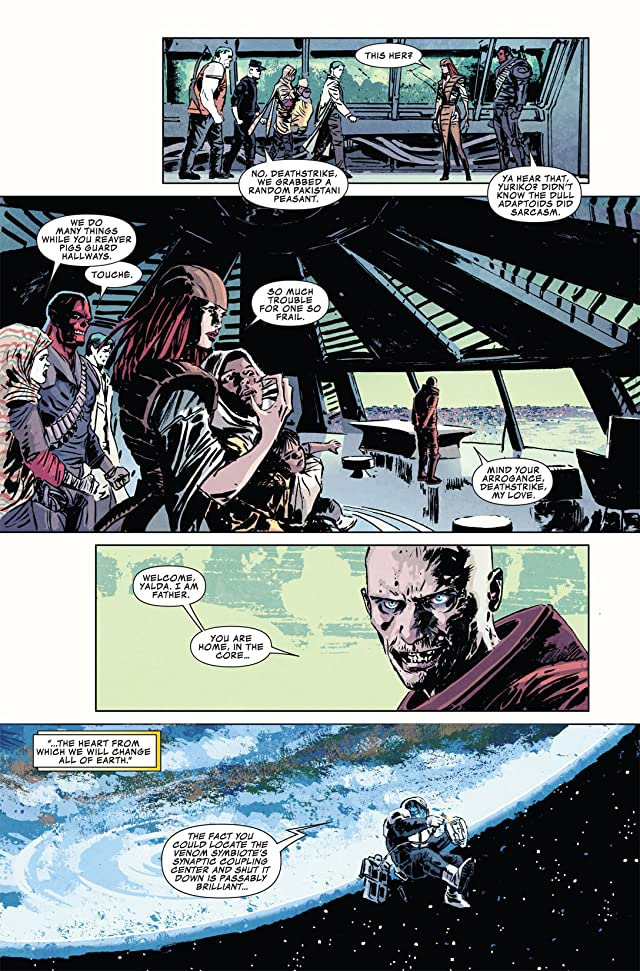 click for super-sized previews of Secret Avengers (2010-2012) #23