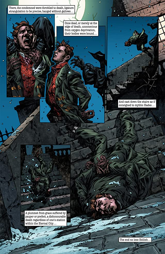 click for super-sized previews of Sherlock Holmes: Year One #3