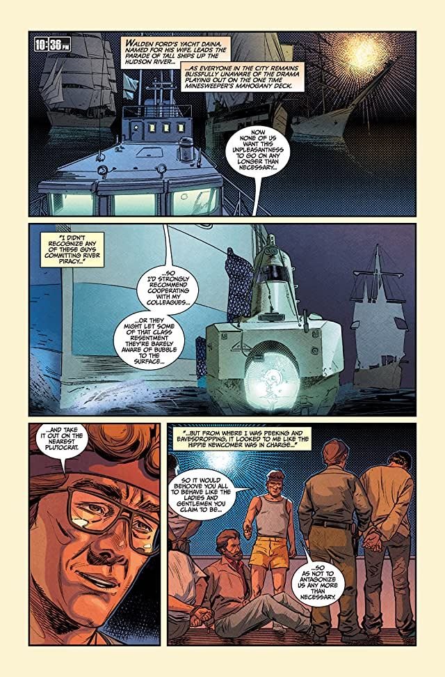 click for super-sized previews of Die Hard: Year One #4 (of 8)