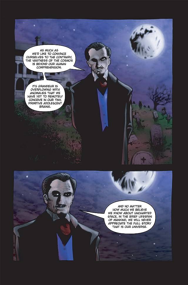 Vincent Price Presents #21