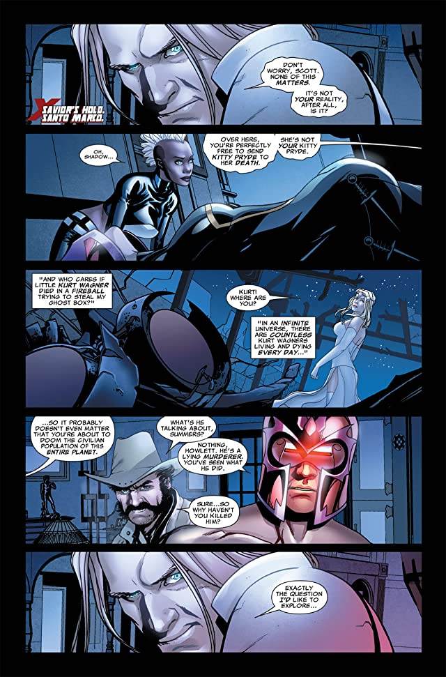 click for super-sized previews of Astonishing X-Men (2004-2013) #47
