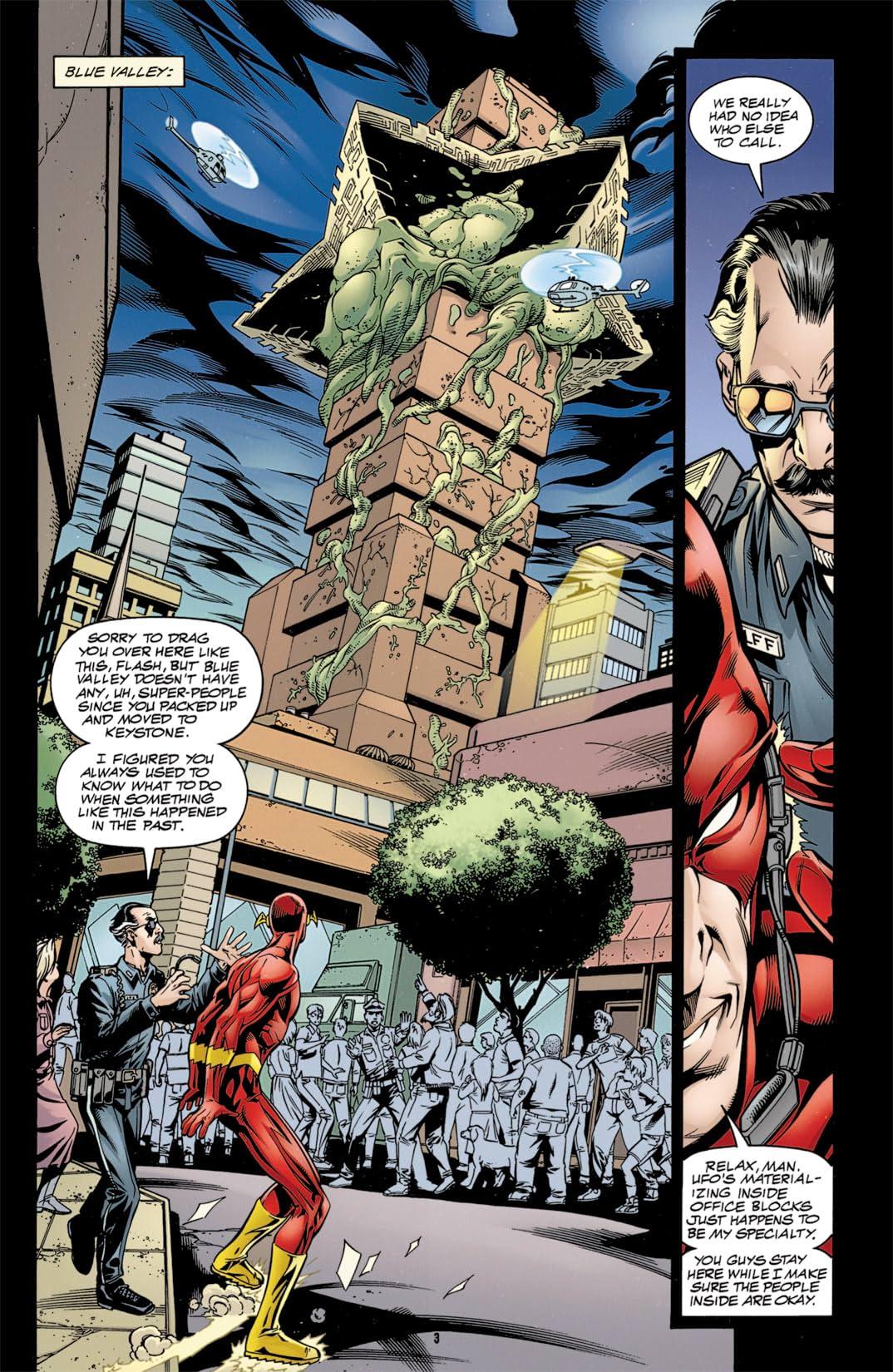 JLA: Secret Files & Origins #1