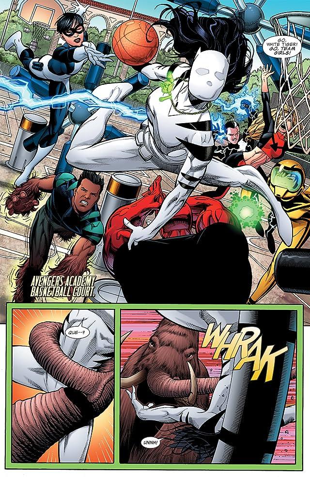 Avengers Academy #22