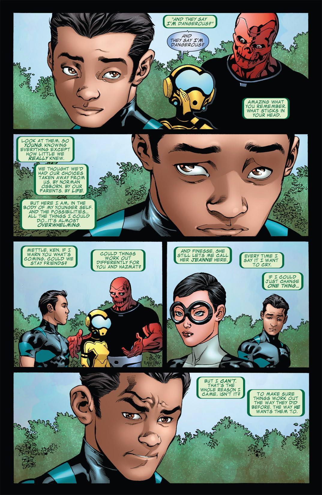 Avengers Academy #23