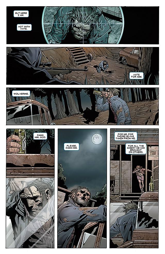 click for super-sized previews of Daken: Dark Wolverine #1