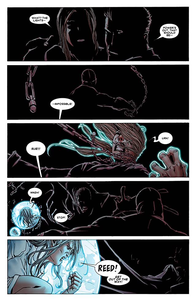 click for super-sized previews of Daken: Dark Wolverine #4
