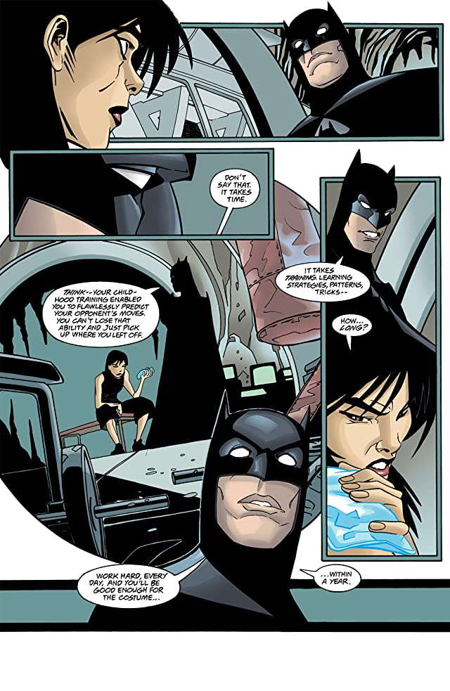 click for super-sized previews of Batgirl (2000-2006) #9