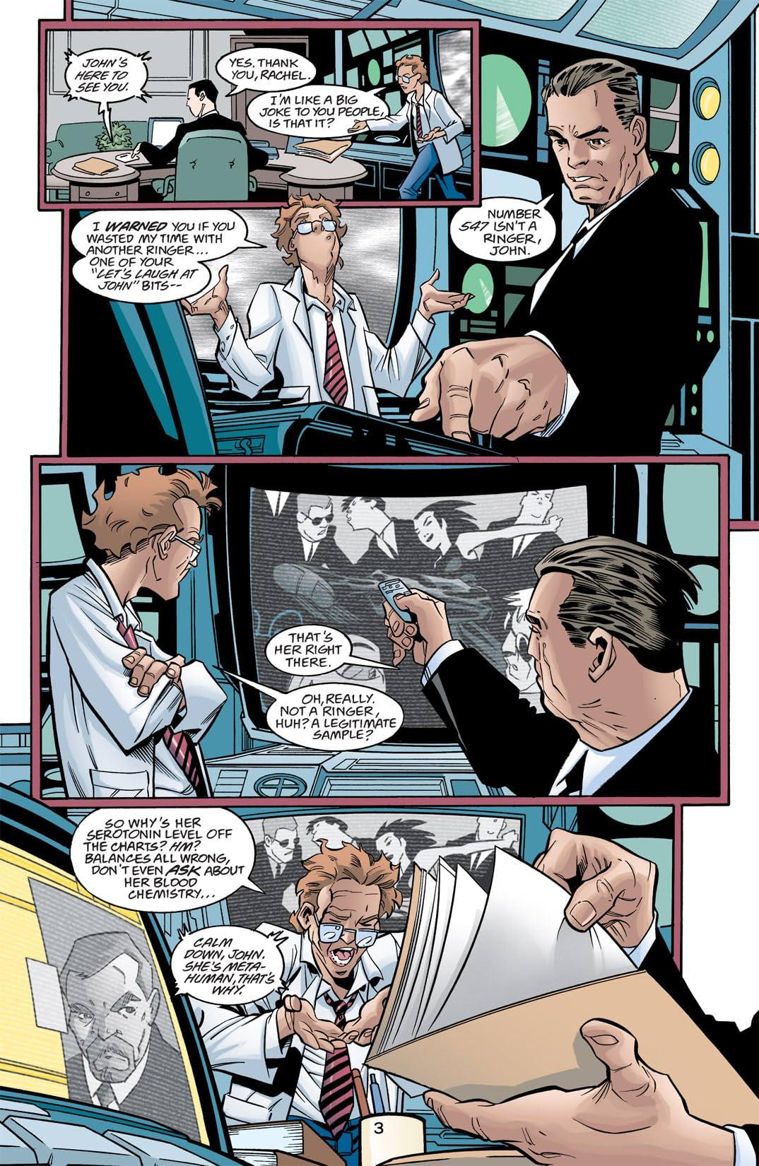 Batgirl (2000-2006) #14