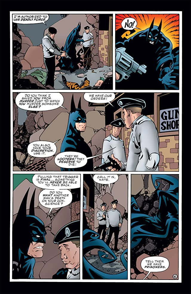 Batman: Shadow of the Bat #76