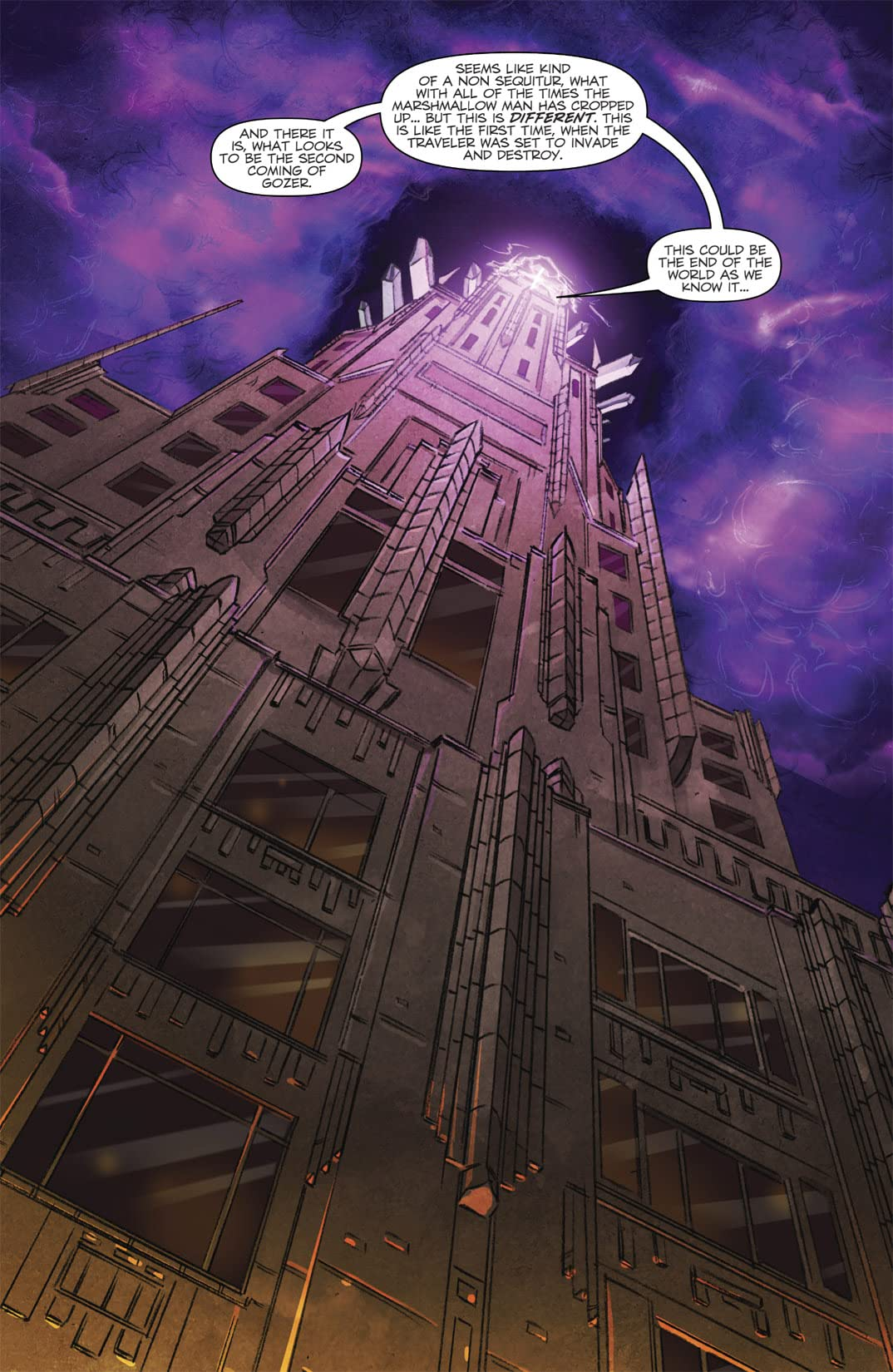 Ghostbusters (2011-2012) #4