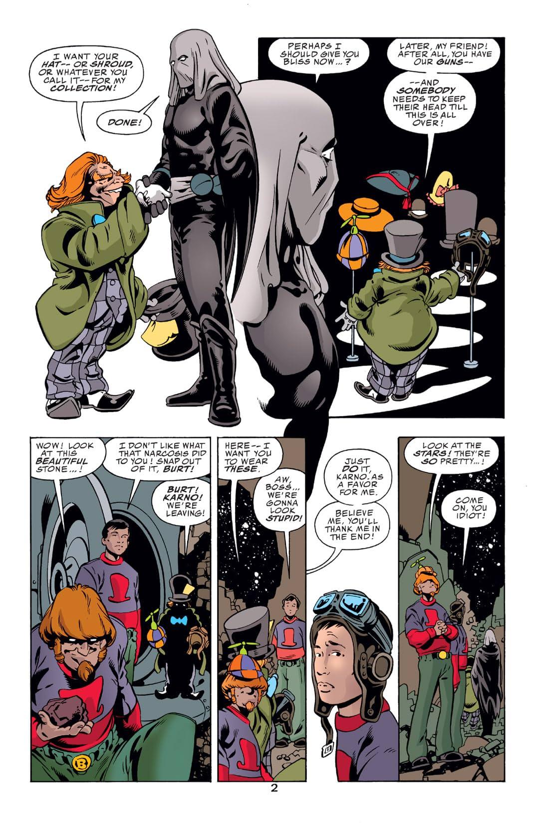 Batman: Shadow of the Bat #79