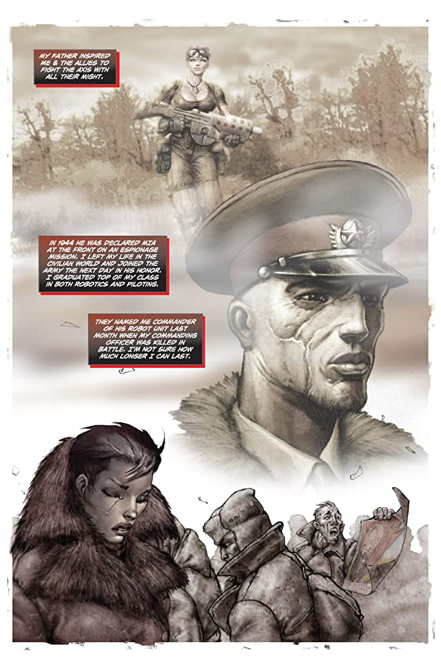 click for super-sized previews of Dust #1