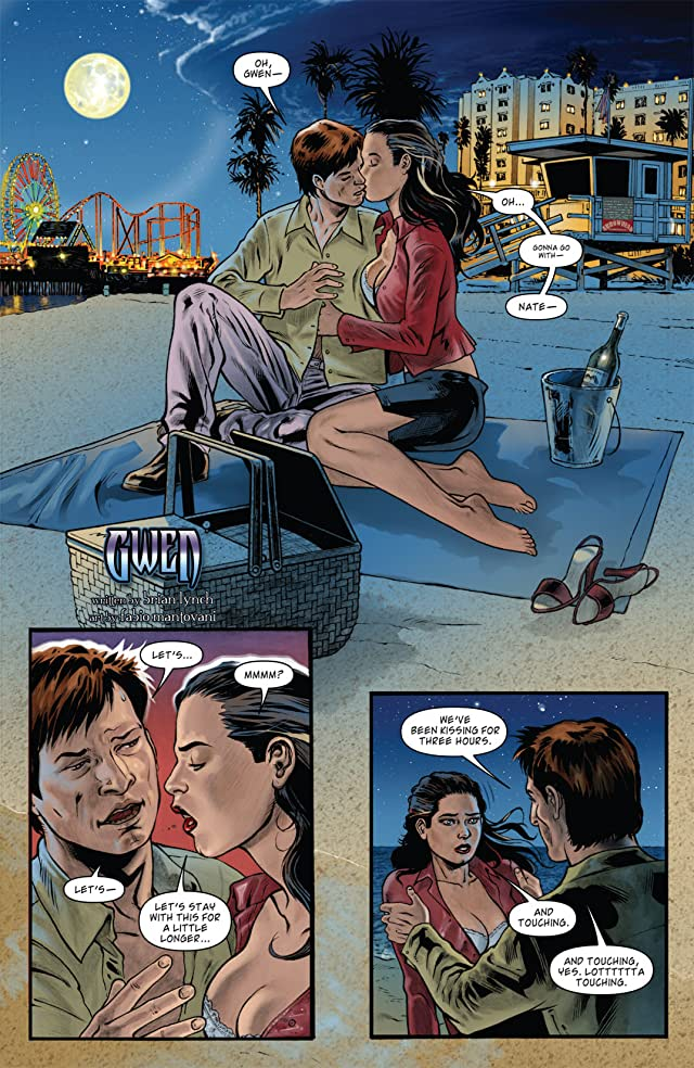 click for super-sized previews of Angel: After the Fall #8