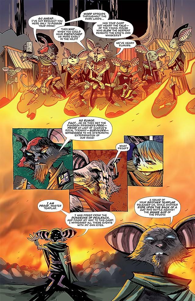The Mice Templar Vol. 3 #5