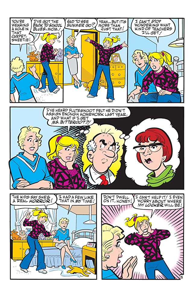 click for super-sized previews of Betty #182