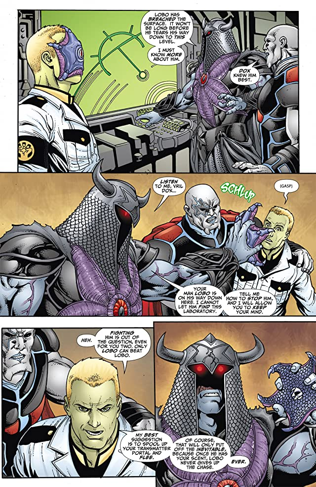click for super-sized previews of REBELS (2009-2011) #26