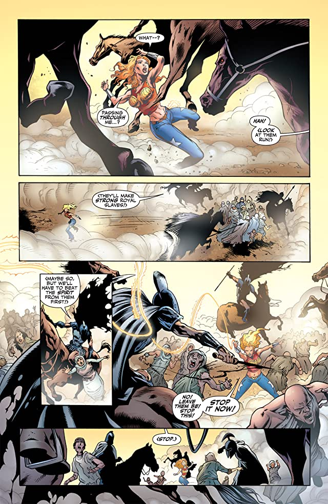 click for super-sized previews of Teen Titans (2003-2011) #64