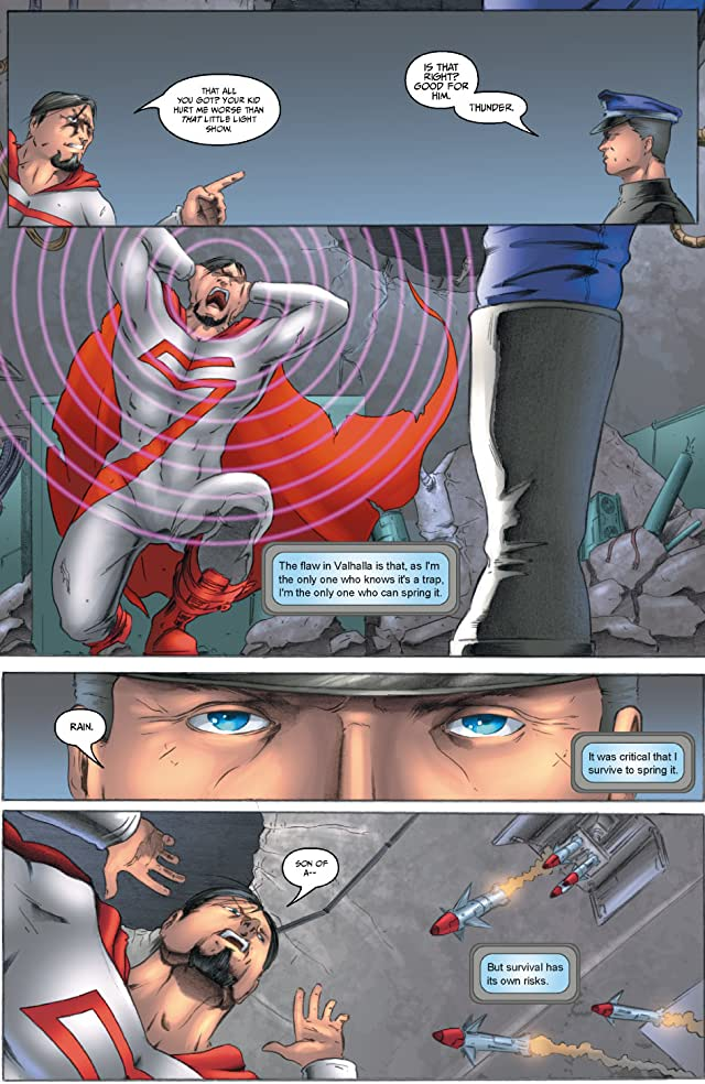 click for super-sized previews of Captain Action #4