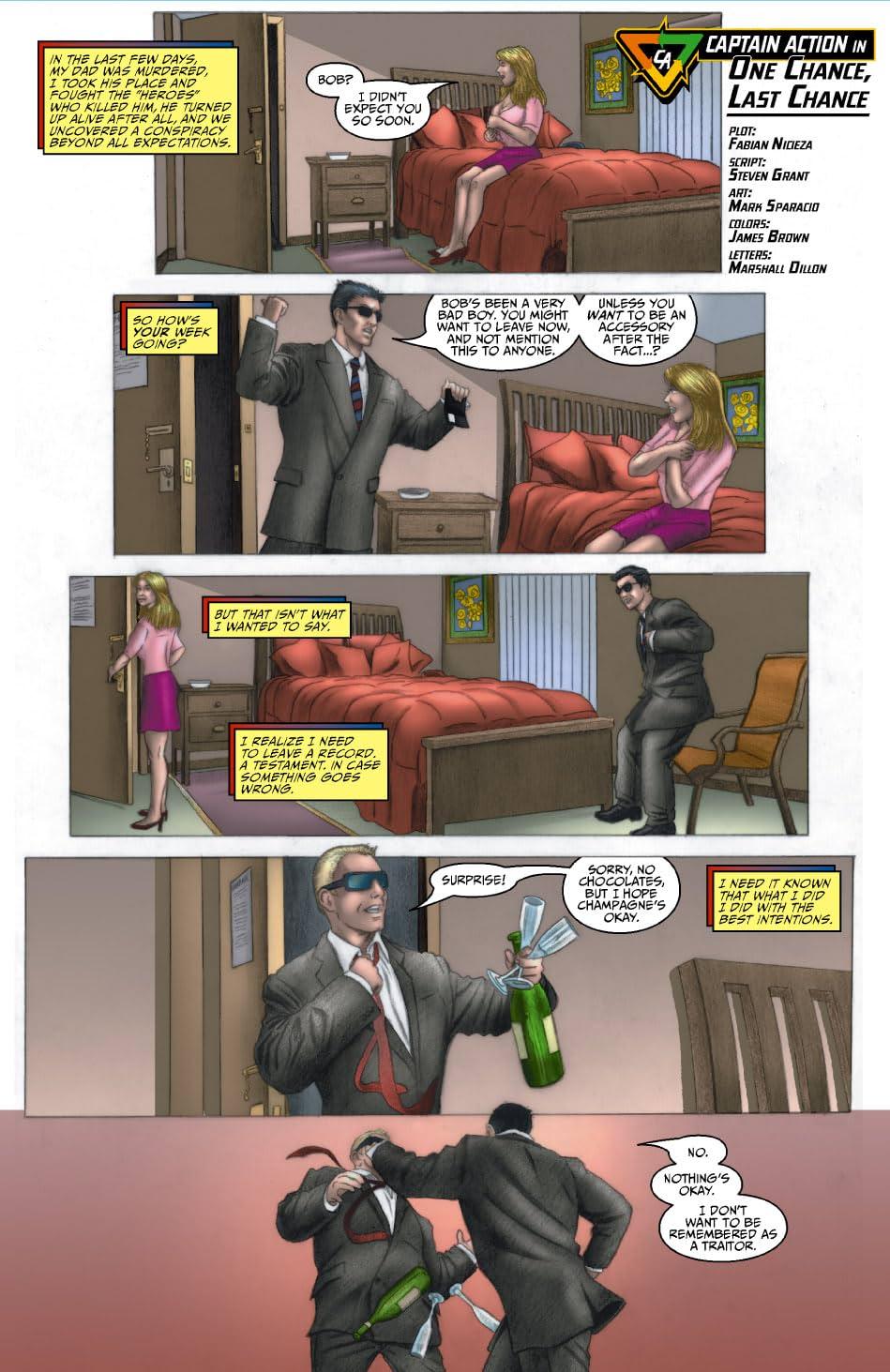 Captain Action #5